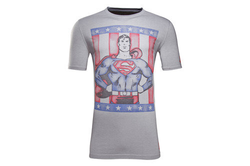 Retro Superman S/S T-Shirt