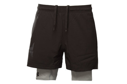 HeatGear Mirage 2 in 1 Shorts