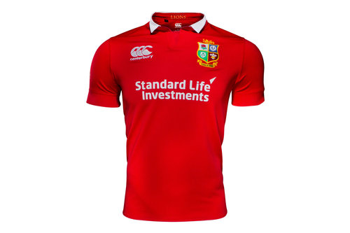 British & Irish Lions 2017 Match Day Pro S/S Rugby Shirt