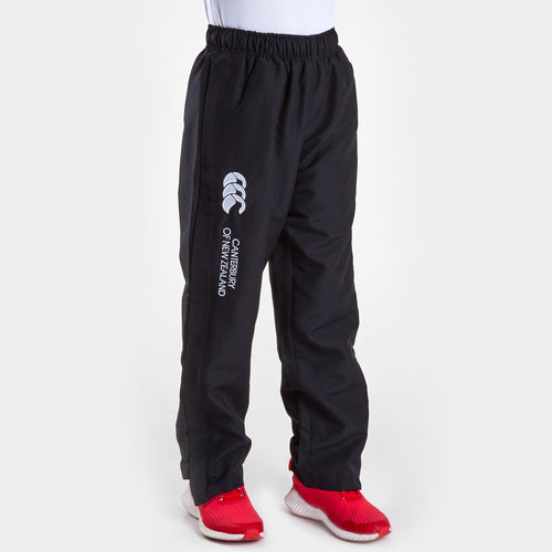 Open Hem Kids Stadium Pants