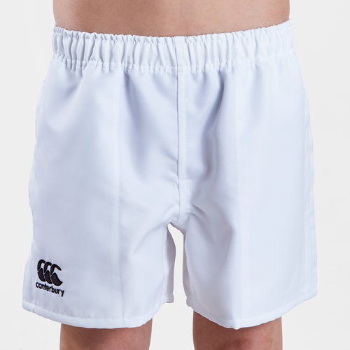 Professional Kids Poly Twill Rugby Shorts