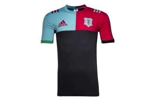 Harlequins 2016/17 Cotton Rugby T-Shirt