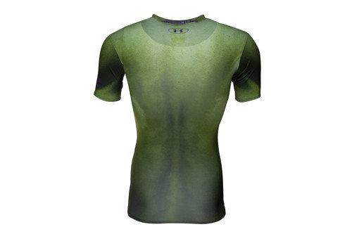 Under armour hulk transform yourself fullsuit compression for Hulk under armour compression shirt