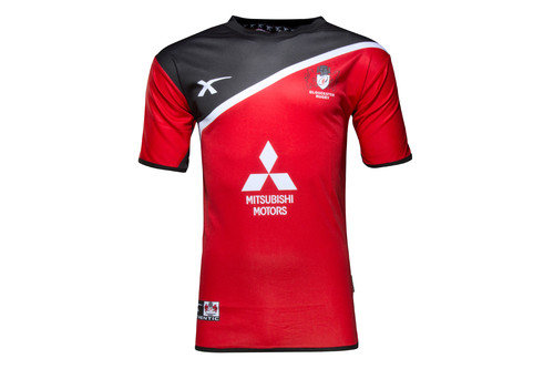 Gloucester 2016/17 Stirling Kids Rugby Training T-Shirt