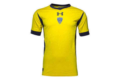 Clermont Auvergne 2016/17 Home S/S Replica Rugby Shirt