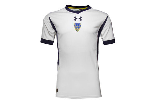 Clermont Auvergne 2016/17 Alternate S/S Replica Rugby Shirt