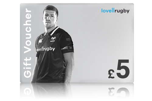 Lovell Rugby £5 Virtual Gift Voucher