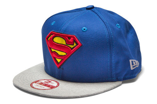 Character Superman 9FIFTY Snapback Cap
