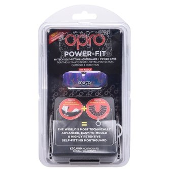 Power Fit Mouth Guard Multi