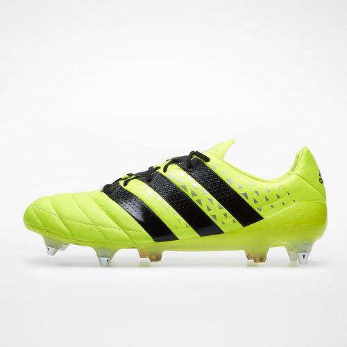 6ac570f795f adidas Ace 16.1 SG Leather Football Boots, £27.00