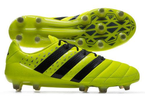 Ace 16.1 FG/AG Leather Football Boots