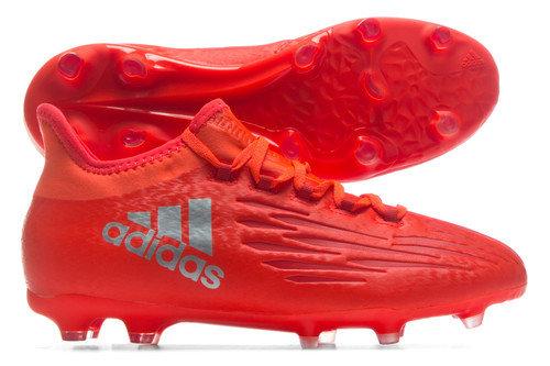 X 16.1 FG/AG Kids Football Boots