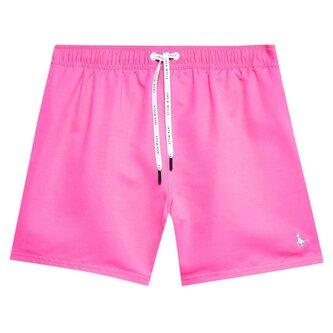 Blakeshall Mid Length Plain Swim Shorts