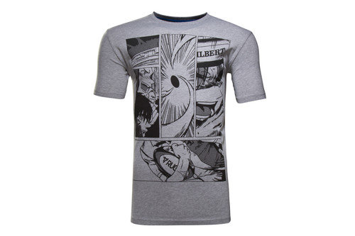 Kimi Graphic Rugby T-Shirt