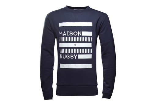 Neuilly Graphic Rugby Sweatshirt
