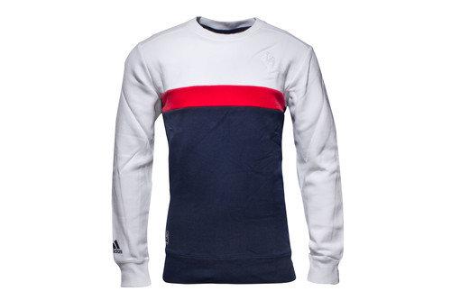 France 2016/17 Collegiate L/S Rugby Sweatshirt