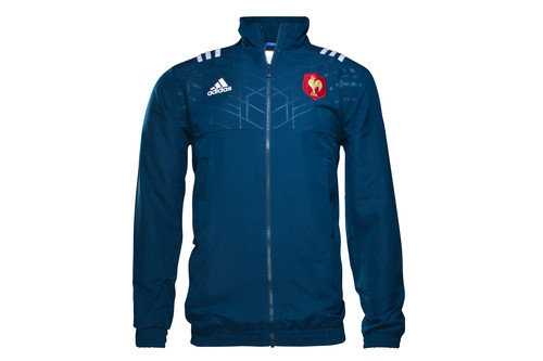 France 2016/17 Players Presentation Rugby Jacket