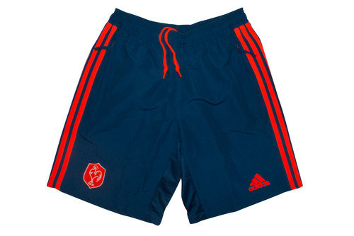 France 2016/17 Woven Rugby Shorts
