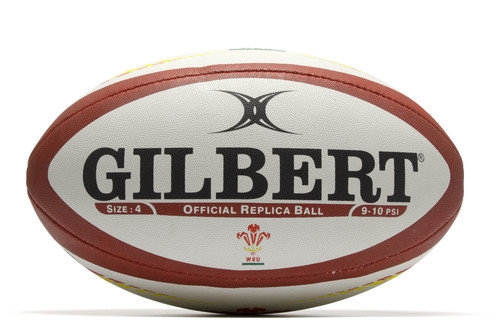 Wales Official Replica Rugby Ball