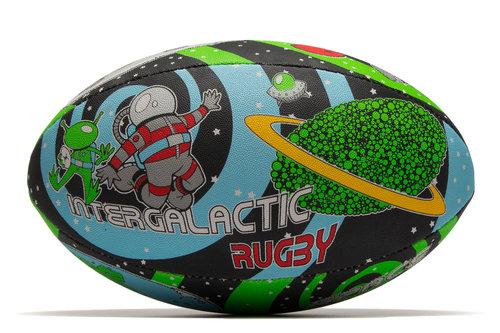 Gilbert Randoms Space Wham Rugby Ball
