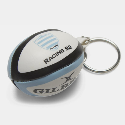 Racing 92 Mini Ball Keyring