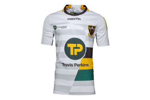 Northampton Saints 2016/17 Alternate S/S Replica Rugby Shirt