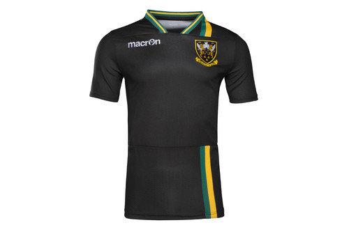 Northampton Saints 2016/17 Players Rugby Training T-Shirt