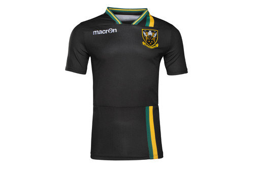 Northampton Saints 2016/17 Kids Rugby Training T-Shirt