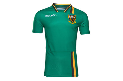 Northampton Saints 2016/17 Players Rugby Training T-Shirt