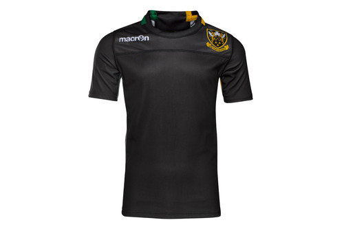 Northampton Saints 2016/17 Players S/S Rugby Training Shirt