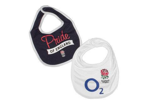 England RFU 2016/17 Infant Bibs