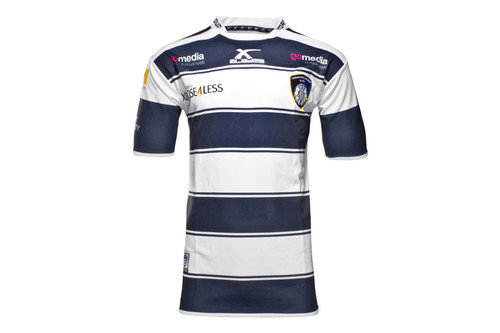 Yorkshire Carnegie 2016/17 Home S/S Replica Rugby Shirt
