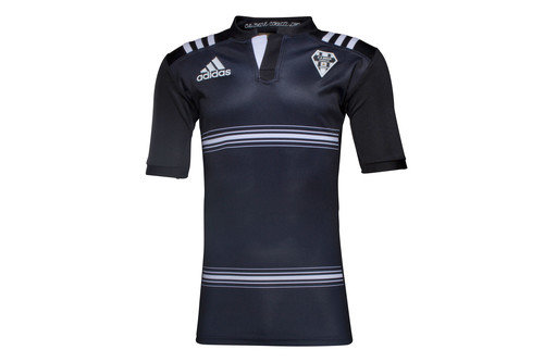 CA Brive 2016 Away S/S Replica Rugby Shirt