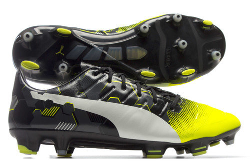 evoPOWER 1.3 Graphic FG Football Boots
