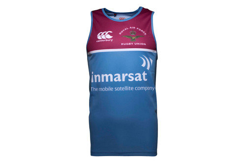 RAF 2016/17 Rugby Training Singlet