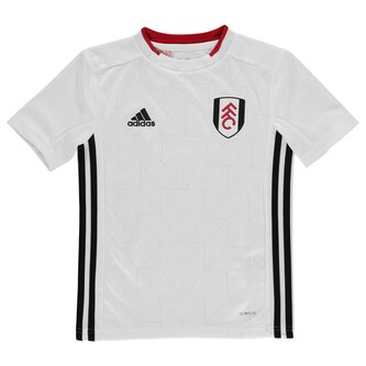 Fulham Home Shirt 2019 2020 Junior