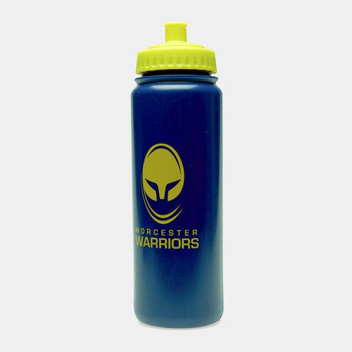 Worcester Warriors 750ml Water Bottle
