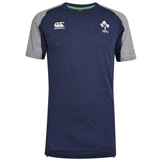 Ireland Cotton Feel Training T Shirt Mens