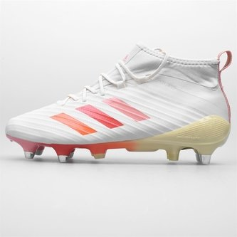 Predator Flare Mens Soft Ground Rugby Boots