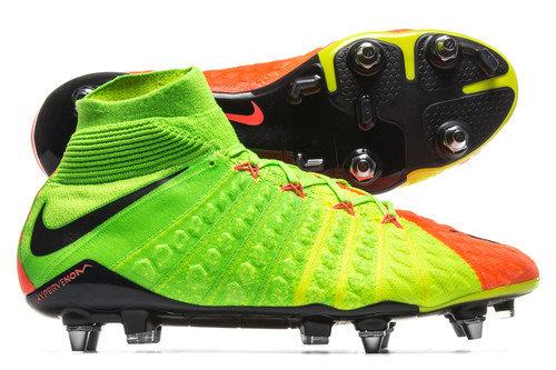 Hypervenom Phantom III Dynamic Fit SG Pro Football Boots