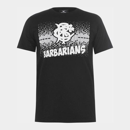 Barbarians T Shirt Mens