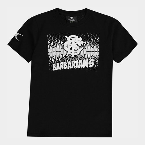 Barbarians T Shirt Junior Boys