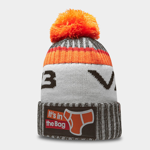 Its in the Bag Bobble Hat Mens