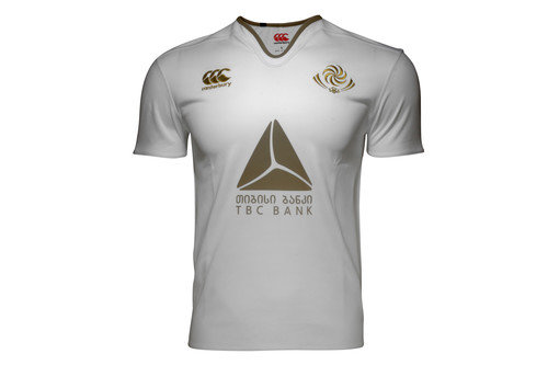 Georgia 2017/18 Alternate Pro S/S Rugby Shirt