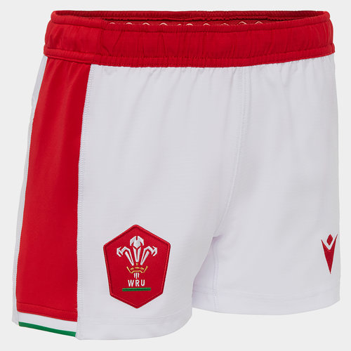 Wales Home Shorts 2020 2021 Junior