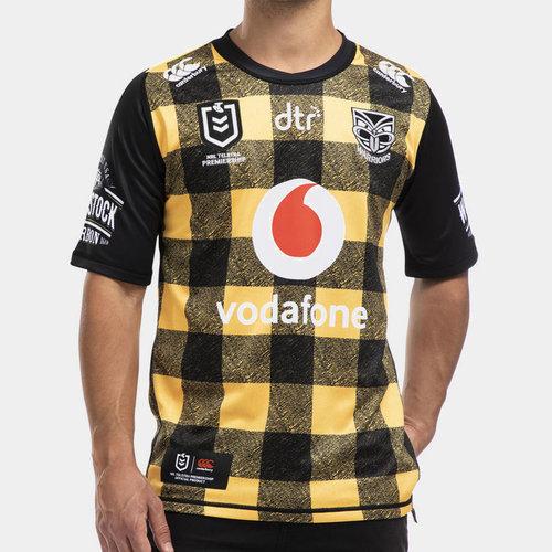 New Zealand Warriors NRL 2020 Wellington Shirt