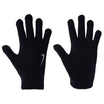 Knitted Gloves Junior Boys