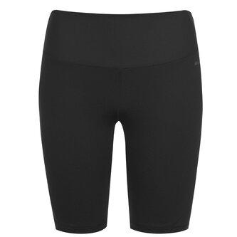 Mid Rise Mesh Cycling Shorts