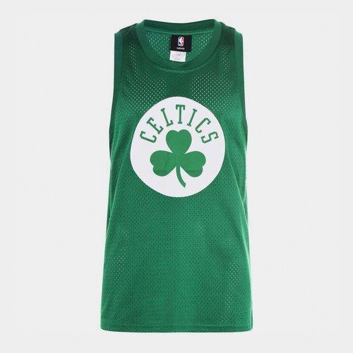 Boston Celtics Mesh Jersey Mens