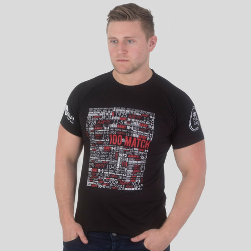 British Army v Navy 2017 100th Commemorative Match Rugby T-Shirt